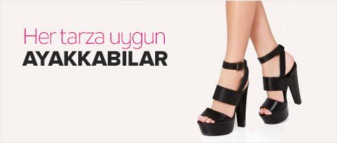 En güzel kadın ayakkabıları
