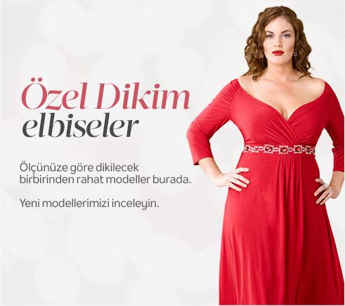 En güzel kadın elbiseleri