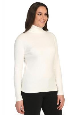 Lir - Kadın Büyük Beden Bluz Ekru 2078 (1)