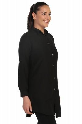 Lir - Kadın Gömlek Siyah 4015 (1)