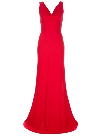Mangolino Dress - OUTLET MANGOLİNO DRESS MD4001 Büyük Beden Abiye Elbise (1)
