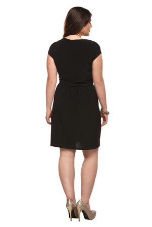 Mangolino Dress - OUTLET MANGOLİNO DRESS MDBS103 Şık Abiye Elbise (1)