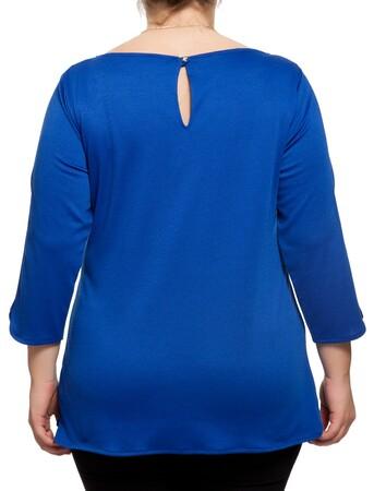 Mangolino Dress - Büyük Beden Bluz M2800 38-60 (1)