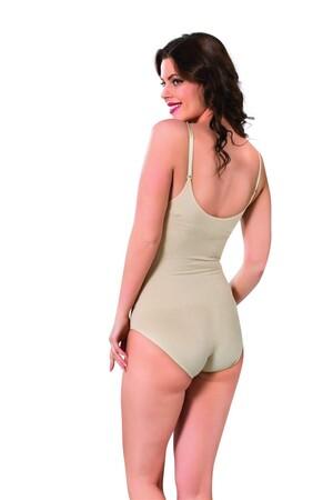 Angelino İç Giyim - Bayan İp Askılı Korse 1002 (1)