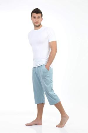Angelino İç Giyim - Erkek Pamuk Kapri 27194 (1)