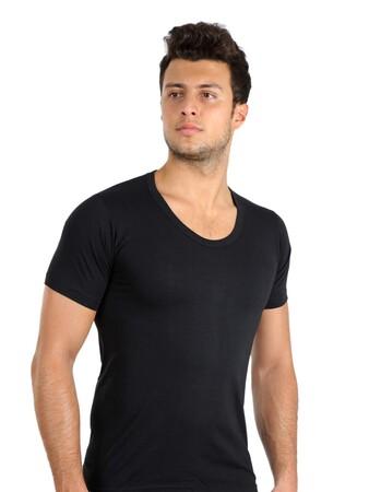 Angelino İç Giyim - Erkek Penye Atlet 65653 (1)