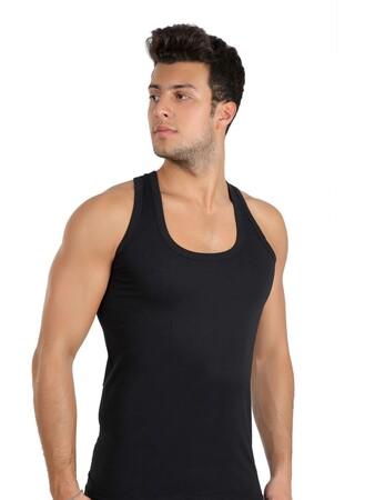 Angelino İç Giyim - Erkek Penye Atlet 65663 (1)