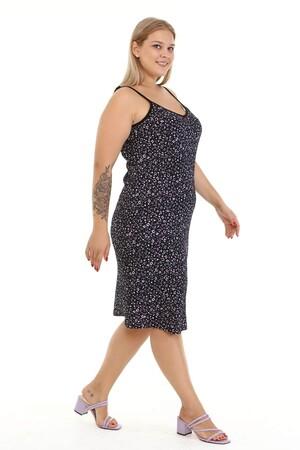- Askılı Örme Elbise (1)