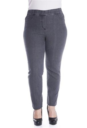 - Beli Lastikli Denim Pantolon (1)