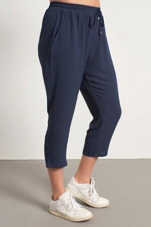 - Beli Lastikli Yazlık Pantolon (1)