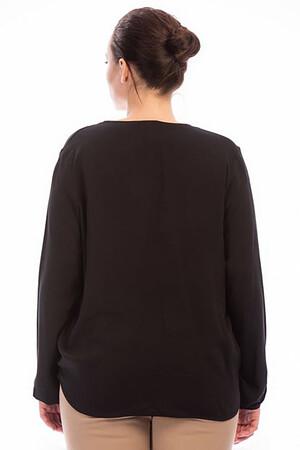 Angelino Fashion - Büyük Beden Abiye Bluz PNR70167 (1)