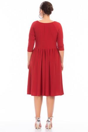 Mangolino Dress - Büyük Beden Elbise PNR66 (1)