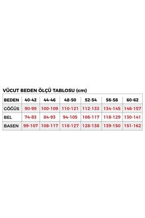 Angelino Butik - Büyük Beden LİNGERİE Uzun Saten Gecelik G32 (1)