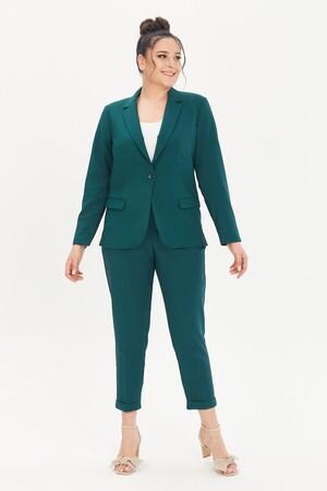 - Cep Detaylı Slim Fit Klasik Pantolon (1)