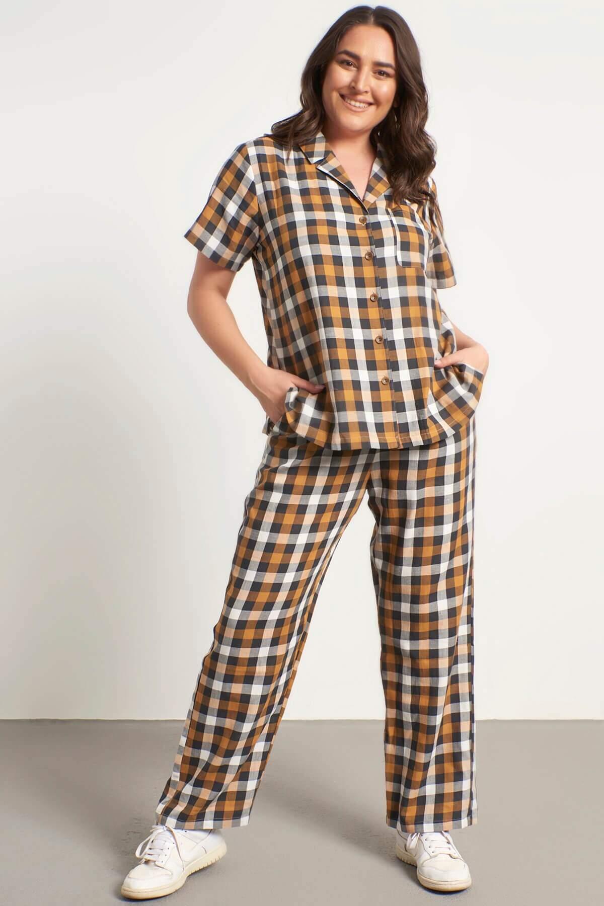 Ev Rahatlığı Pijama Takımı