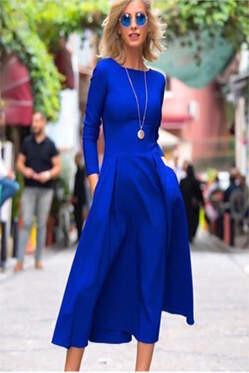 Angelino Style - KL778e ELBİSE (1)