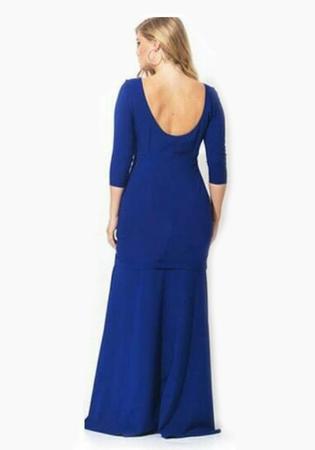 Mangolino Dress - OUTLET MANGOLİNO DRESS MD80 Abiye Elbise (1)