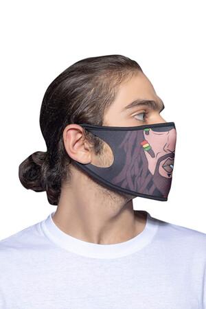 Angelino Butik - Maske Telli Yıkanabilir Biyeli US NO 02 (1)