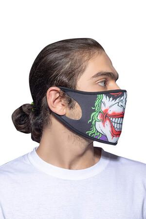 Angelino Butik - Maske Telli Yıkanabilir Biyeli US NO 05 (1)