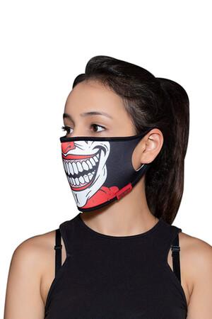 Angelino Butik - Maske Telli Yıkanabilir Biyeli US NO 06 (1)