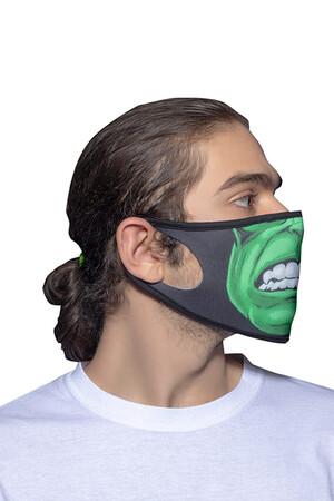 Angelino Butik - Maske Telli Yıkanabilir Biyeli US NO 08 (1)