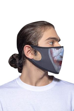 Angelino Butik - Maske Telli Yıkanabilir Biyeli US NO 09 (1)