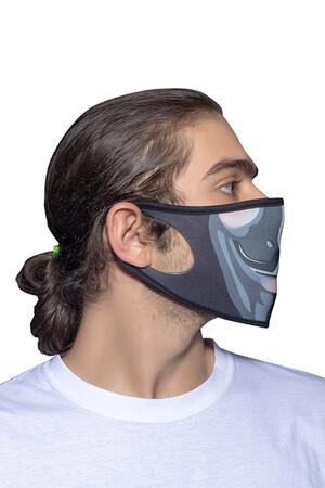 Angelino Butik - Maske Telli Yıkanabilir Biyeli US NO 10 (1)
