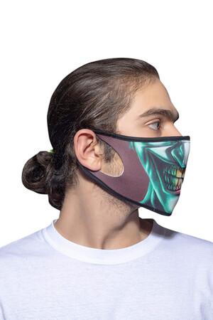 Angelino Butik - Maske Telli Yıkanabilir Biyeli US NO 11 (1)