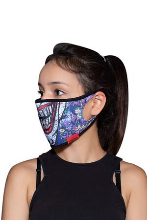 Angelino Butik - Maske Telli Yıkanabilir Biyeli US NO 12 (1)