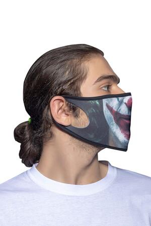 Angelino Butik - Maske Telli Yıkanabilir Biyeli US NO 15 (1)