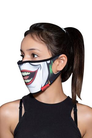 Angelino Butik - Maske Telli Yıkanabilir Biyeli US NO 16 (1)