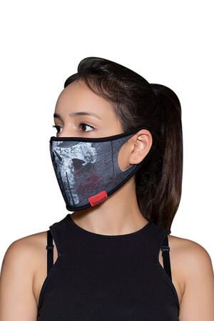 Angelino Butik - Maske Telli Yıkanabilir Biyeli US NO 20 (1)