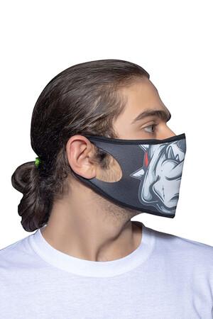 Angelino Butik - Maske Telli Yıkanabilir Biyeli US NO 22 (1)