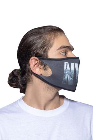 Angelino Butik - Maske Telli Yıkanabilir Biyeli US NO 24 (1)