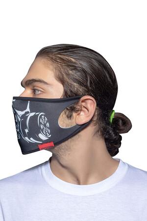 Angelino Butik - Maske Telli Yıkanabilir Biyeli US NO 26 (1)