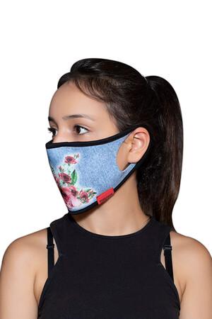 Angelino Butik - Maske Telli Yıkanabilir Biyeli US NO 28 (1)