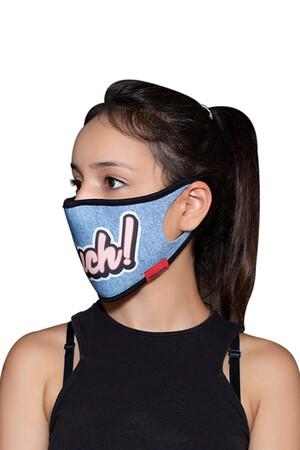 Angelino Butik - Maske Telli Yıkanabilir Biyeli US NO 29 (1)