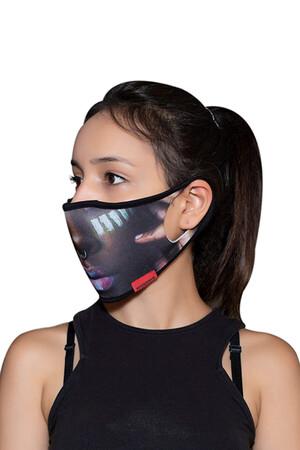 Angelino Butik - Maske Telli Yıkanabilir Biyeli US NO 36 (1)