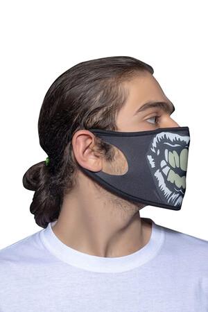Angelino Butik - Maske Telli Yıkanabilir Biyeli US NO 42 (1)