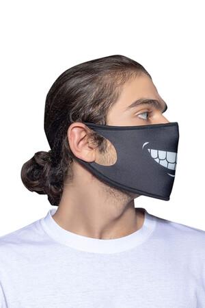 Angelino Butik - Maske Telli Yıkanabilir Biyeli US NO 46 (1)