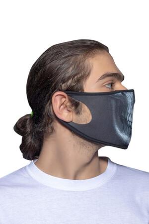 Angelino Butik - Maske Telli Yıkanabilir Biyeli US NO 47 (1)