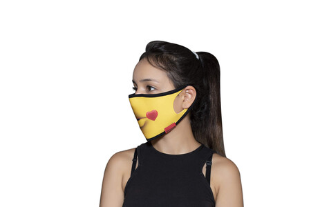 Angelino Butik - Maske Telli Yıkanabilir Biyeli US NO 48 (1)