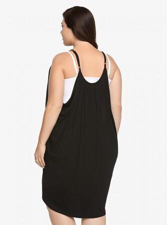 Angelino Style - MANGOLİNO DRESS MD7575 Büyük Beden Tunik 38-60 (1)