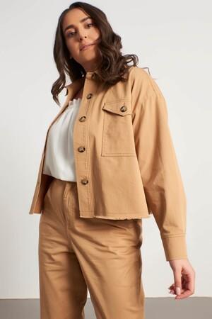 - Oversize İnce Ceket (1)