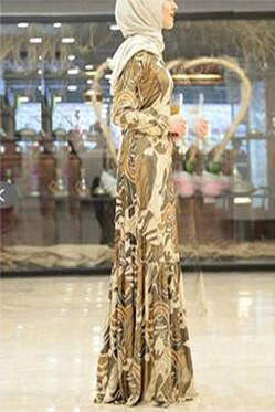 Mangolino Dress - TD7026 ELBİSE (1)